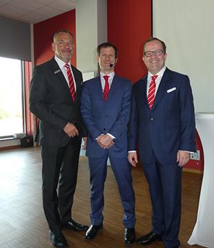 Matthias Leonhardt, Henrik Muhle, Michael Birlin